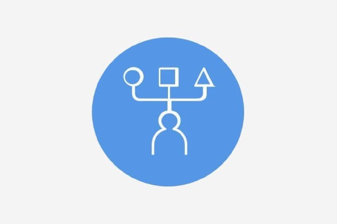 IBM Watson使ったアプリのロゴ