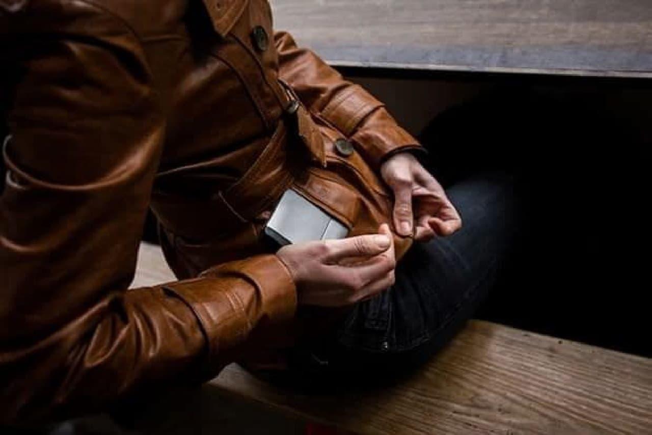 ポケットに入るAndroid PDA「GEMINI」