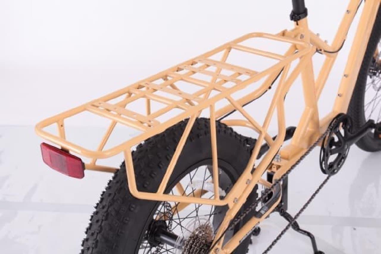 パパのための自転車「88CYCLE」、新色2色のネット先行予約開始