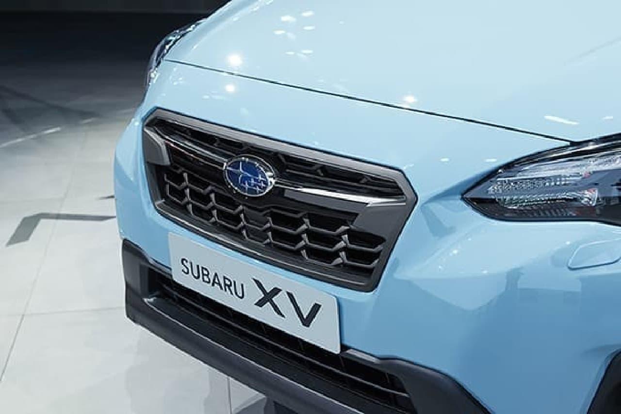 スバル、新型「SUBARU XV」の先行予約を開始