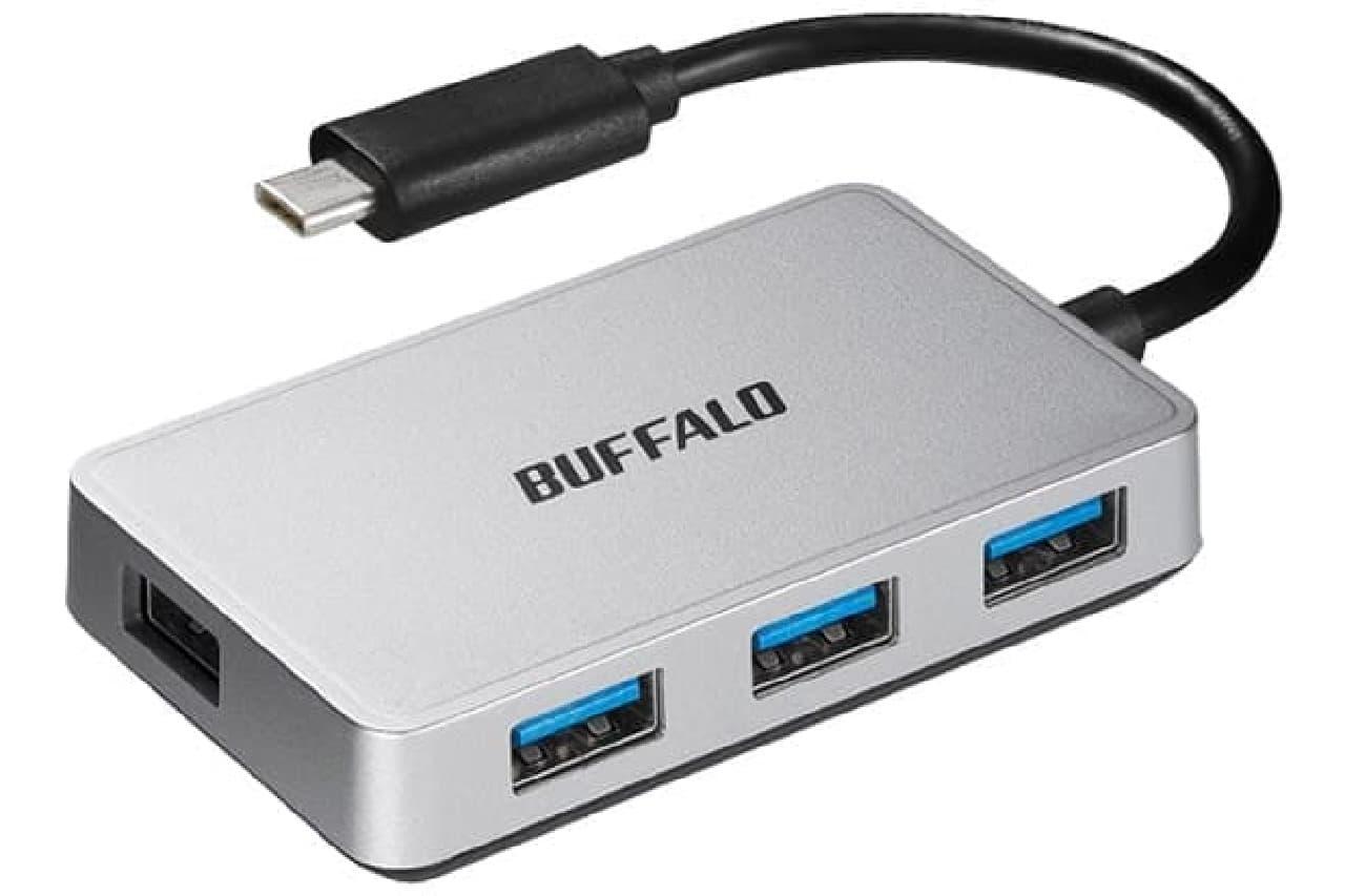 USBハブの製品画像