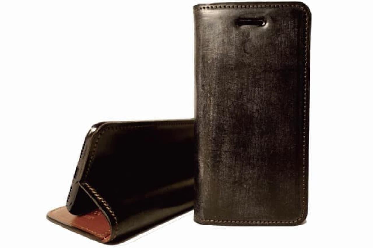 高級皮革のiPhoneケース