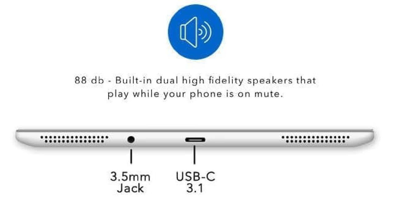 スマホを10.1インチタブレットにする「Superscreen」