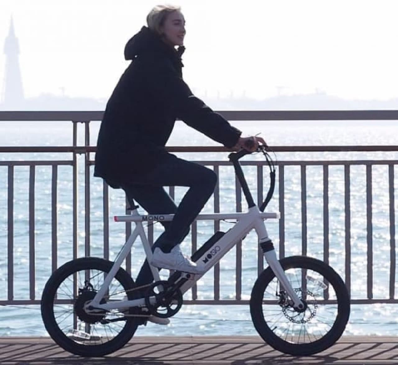 """""""電動アシストに見えない""""電動アシスト自転車「RECON Mono」シリーズ"""