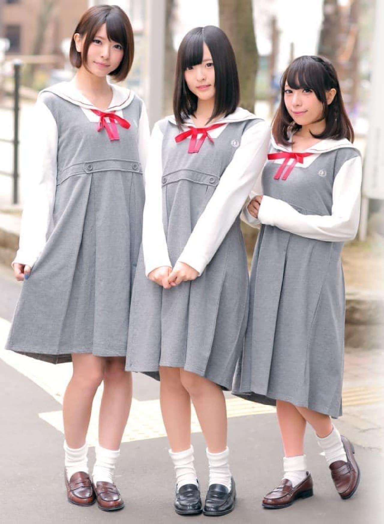 セーラー服パジャマ「セラコレ」に2017年モデル登場