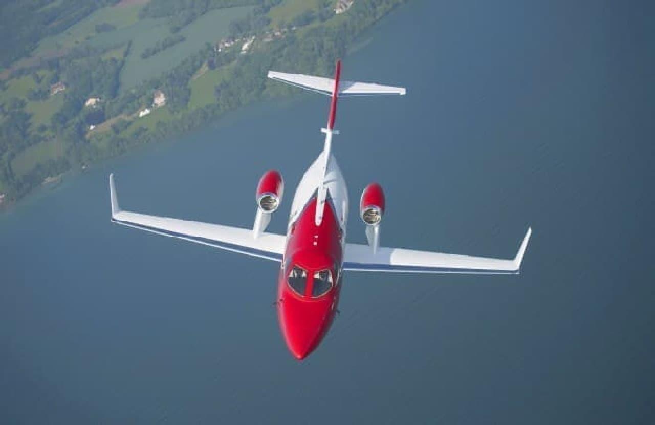 ホンダが「HondaJet」の実機を、香港、台北で初公開