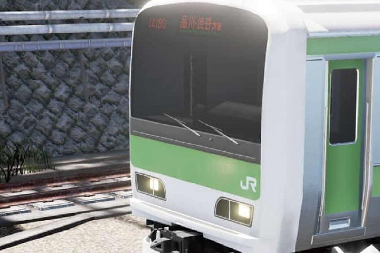 電車でGO!!のイメージ