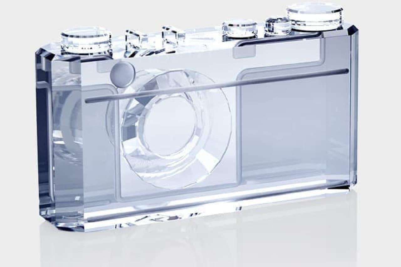 ニコンI型のクリスタルクリエーション
