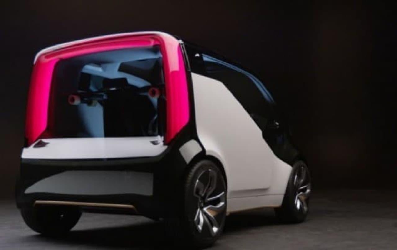 ホンダ、上海モーターショーで「Honda NeuV(ニューヴィー)」を初公開