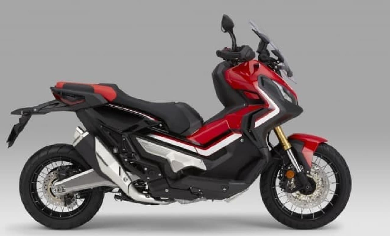 ホンダ、745ccの新型アドベンチャーモデル「X-ADV」を発売