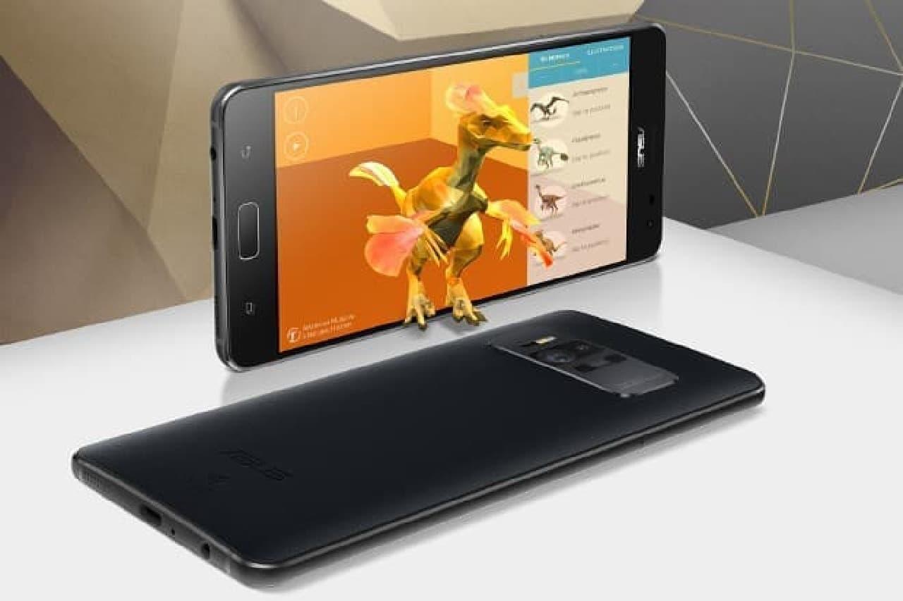 ZenFone ARの画像