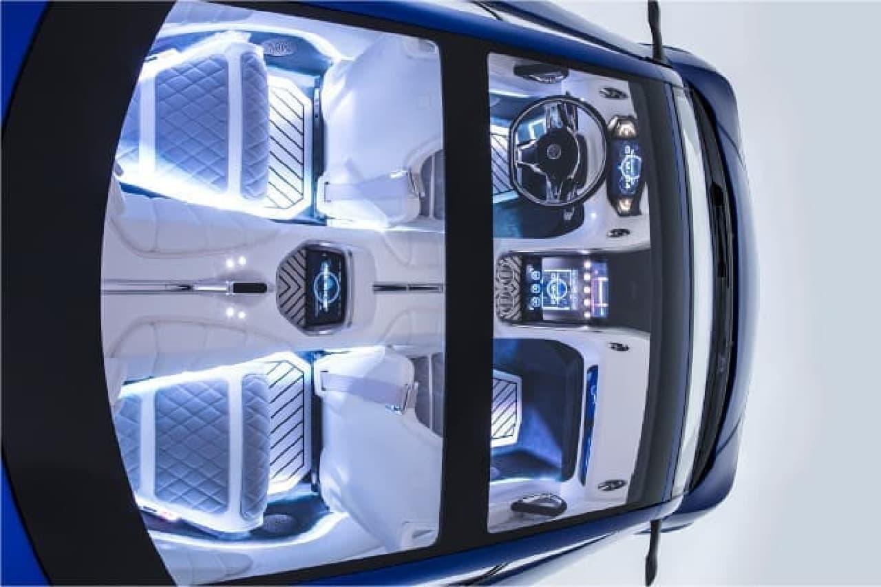 EVスーパーカーG4