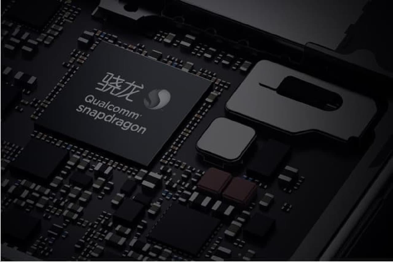 新型スマートフォン「Mi 6」