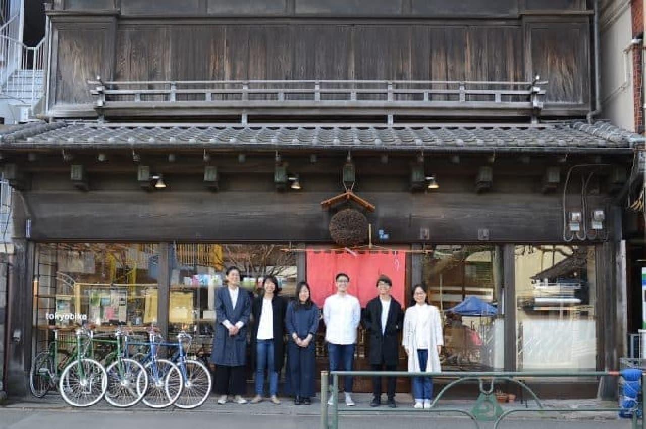 トーキョーバイクの「Tokyobike Rentals Yanaka」、4月27日オープン