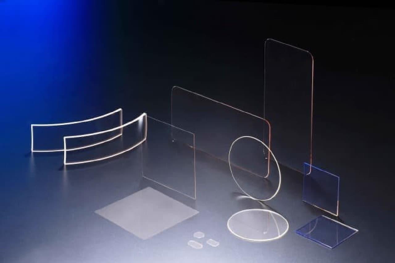 ナノセラムの製品イメージ