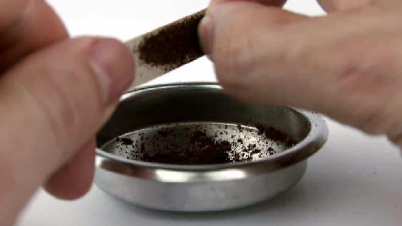 世界一小さなコーヒー
