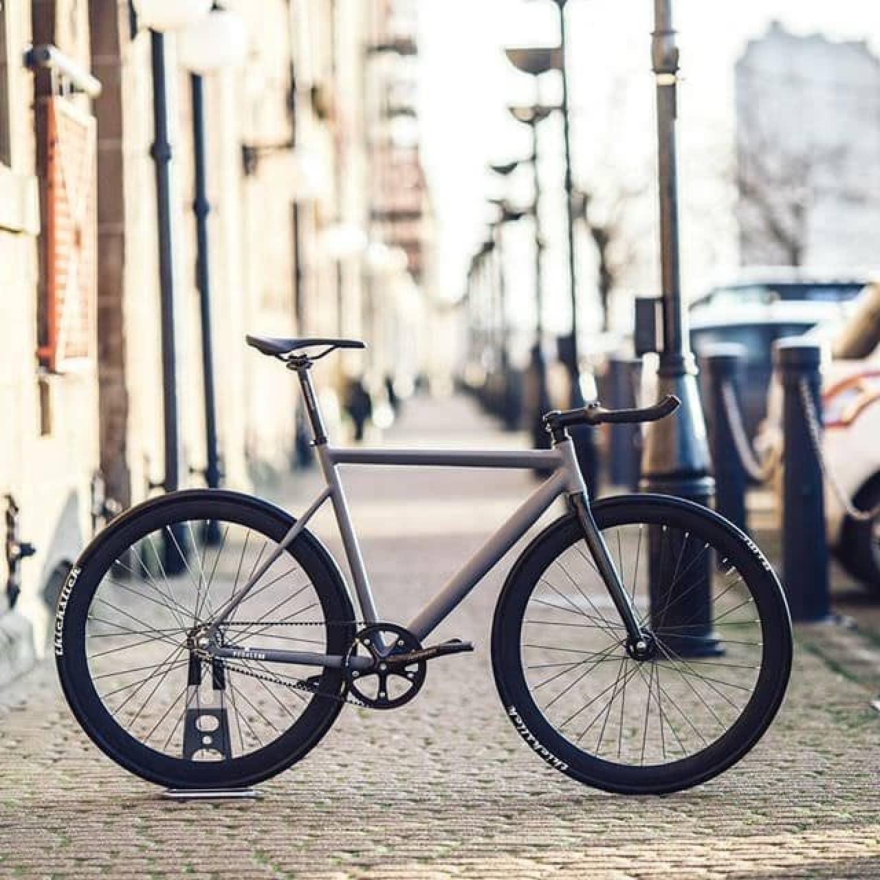 自動変速&ベルトドライブの通勤用自転車「CRONO」