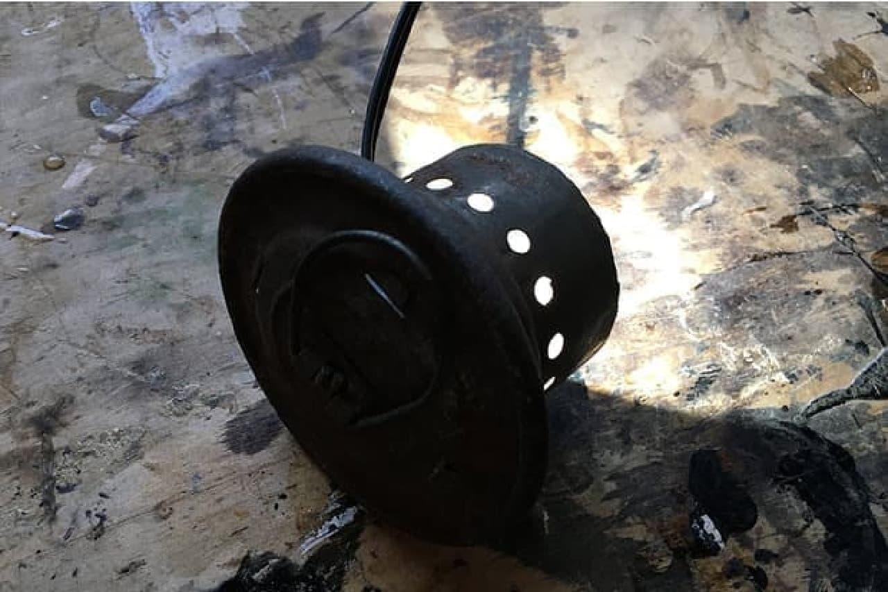 ランプ水槽のイメージ