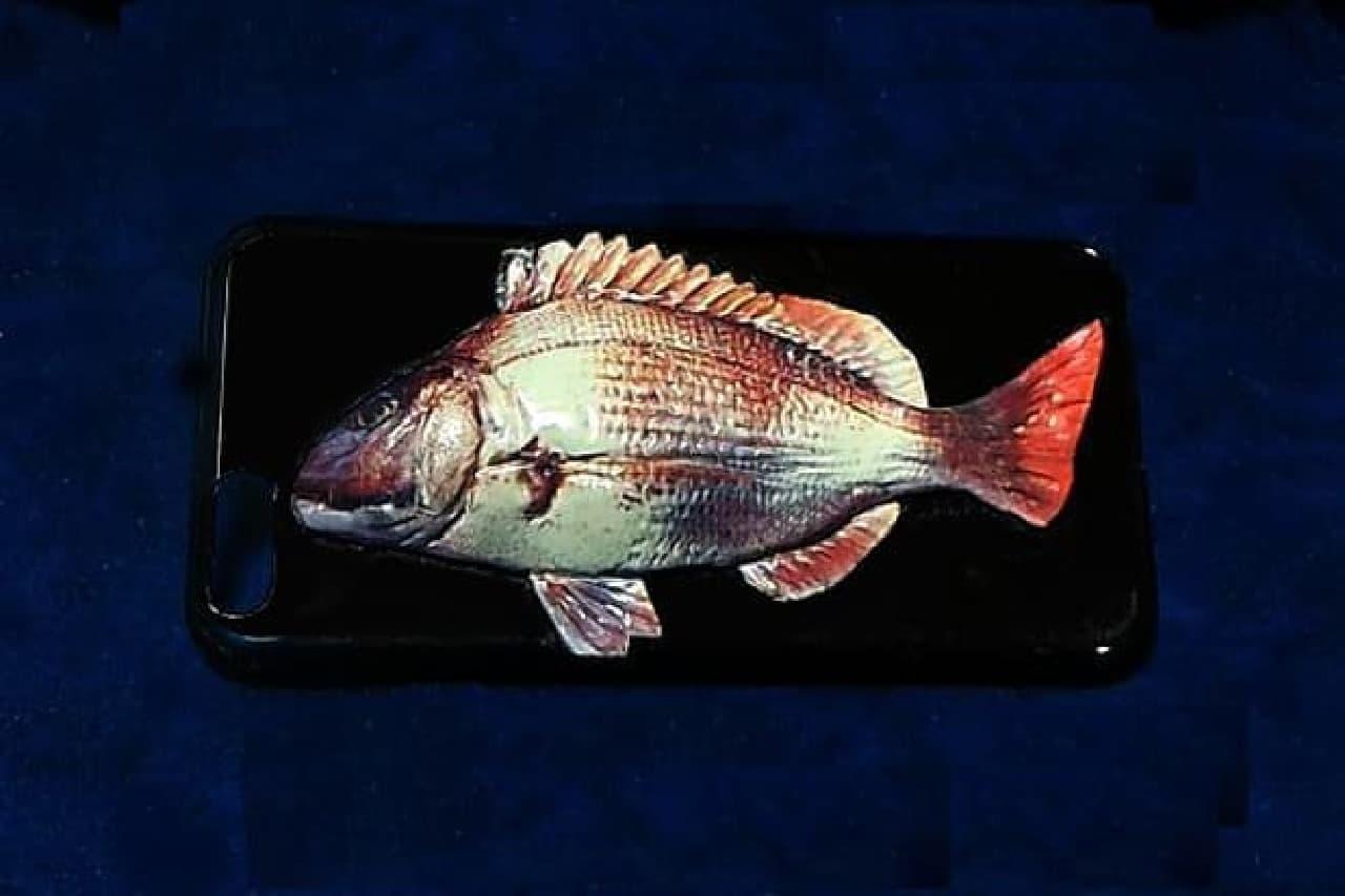 魚のiPhoneケース