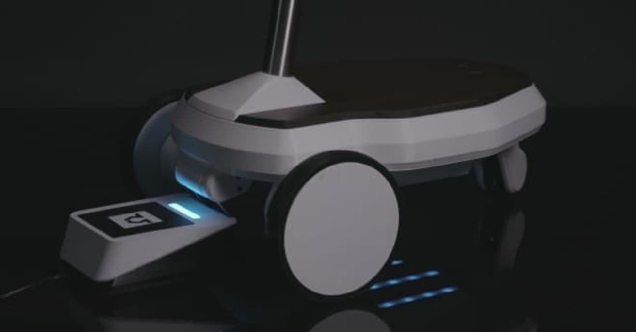 コミュニケーションロボット「Ohmni」