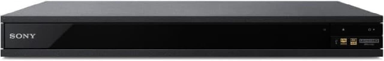 ソニーのUltra HD ブルーレイプレーヤー