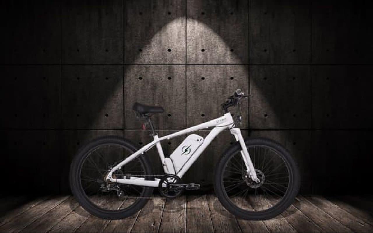 電動アシストらしくない電動アシスト自転車「STROM」