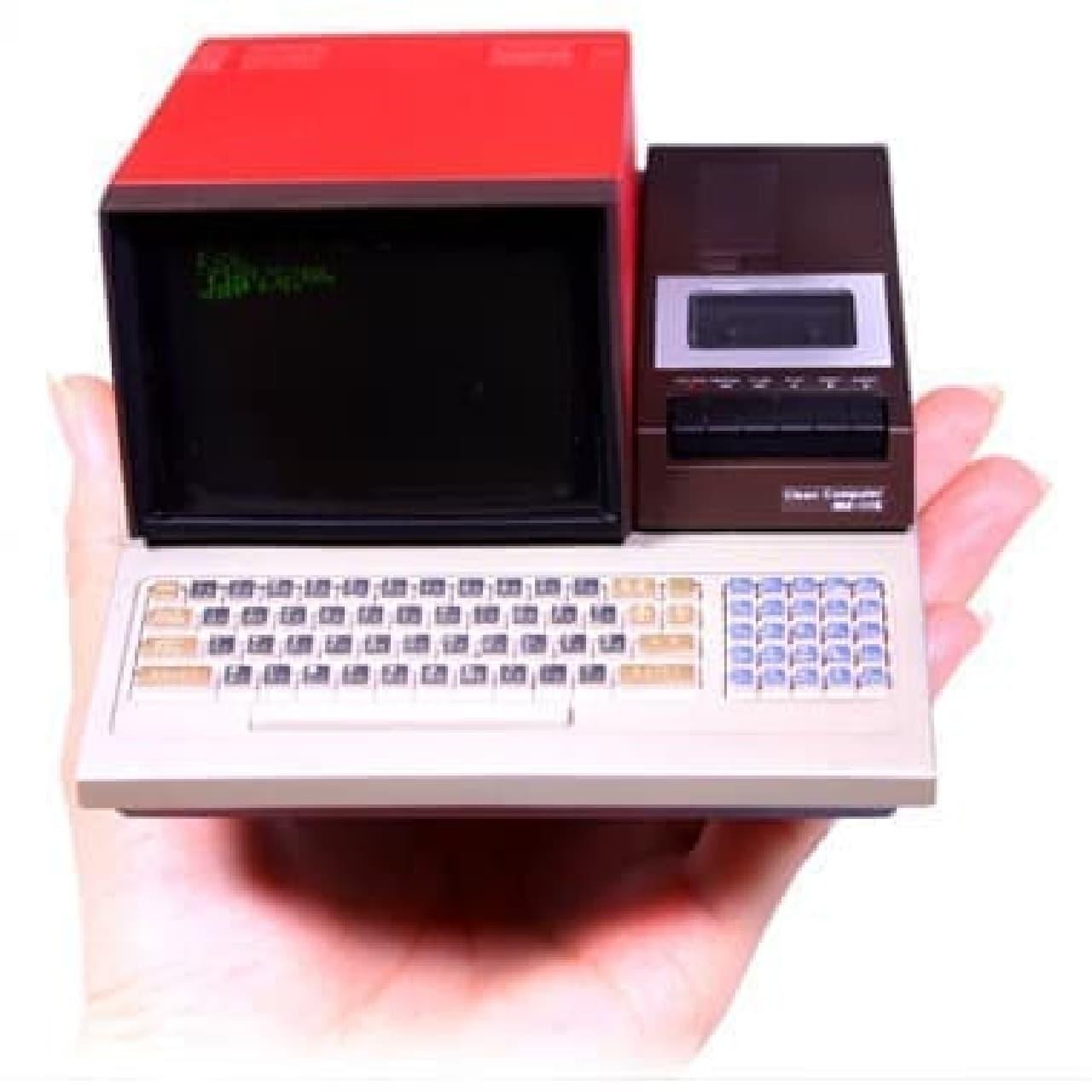 MZ-80Cを再現した「PasocomMini MZ-80C」