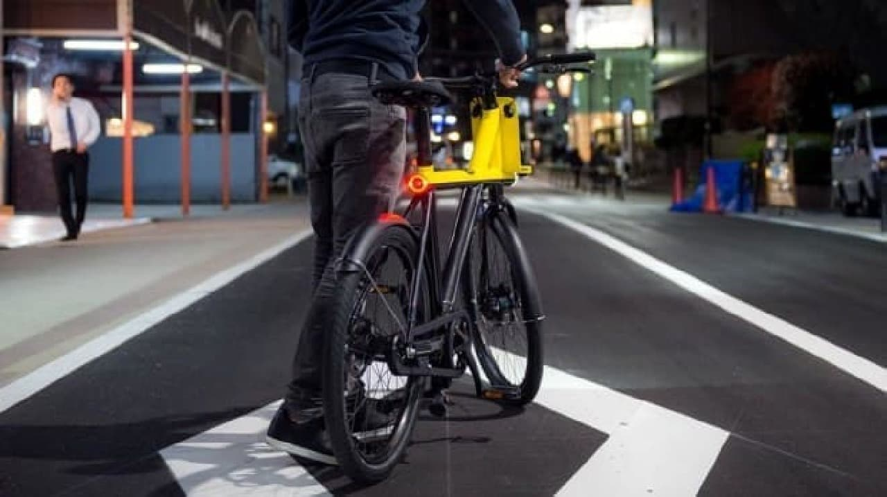 ド「VanMoof」から、日本市場向けの電動アシスト自転車「Electrified X」発売。日