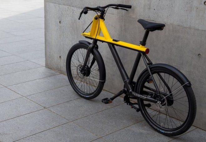 東京をコンセプトにデザインされたVanMoofの「Electrified X」