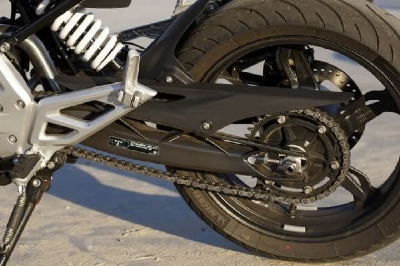58万円のBMW Motorrad…新型「BMW G 310 R」