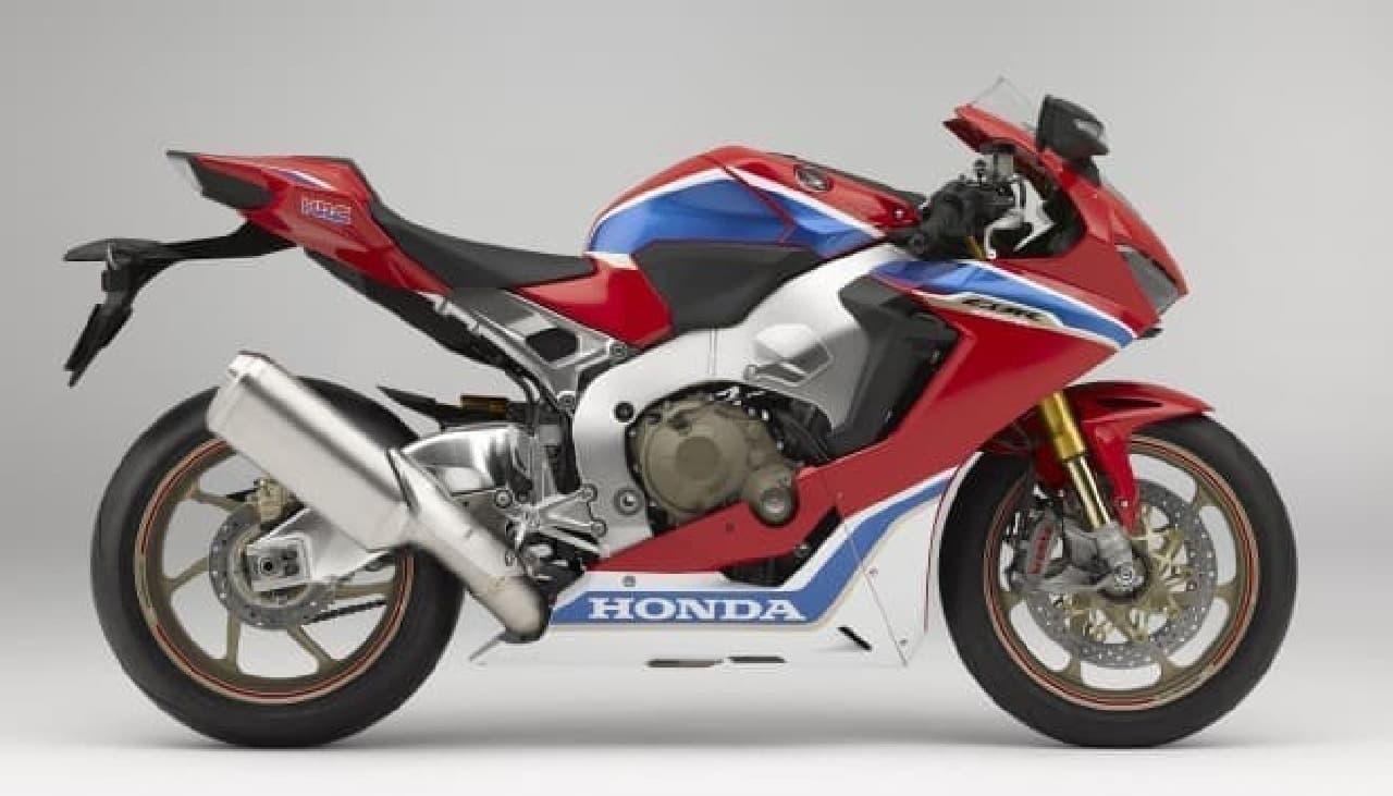 ホンダ、スーパースポーツ「CBR1000RR SP2」発売