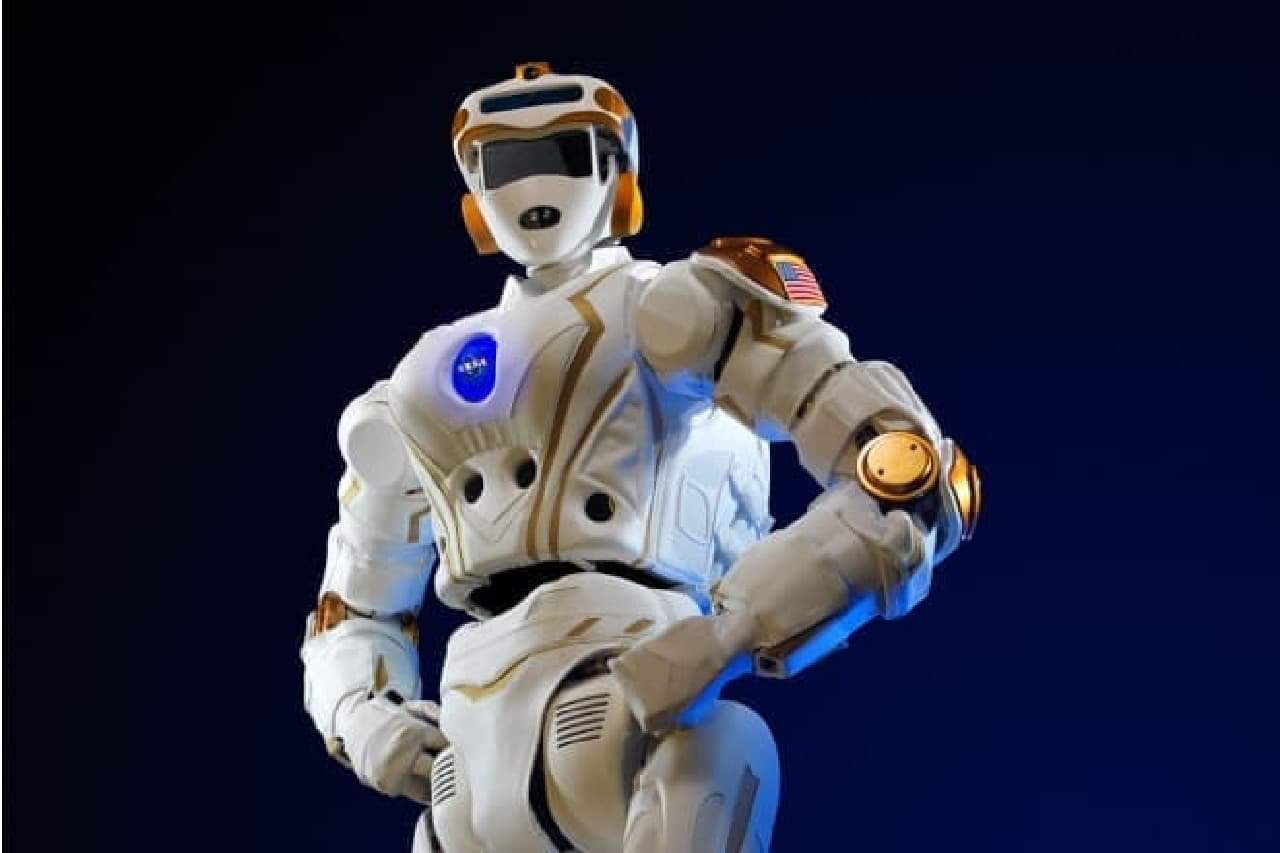 NASAの人型ロボット