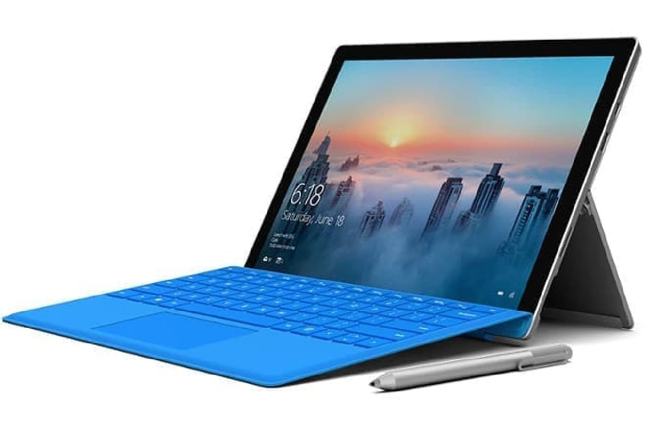 Surfaceシリーズのイメージ