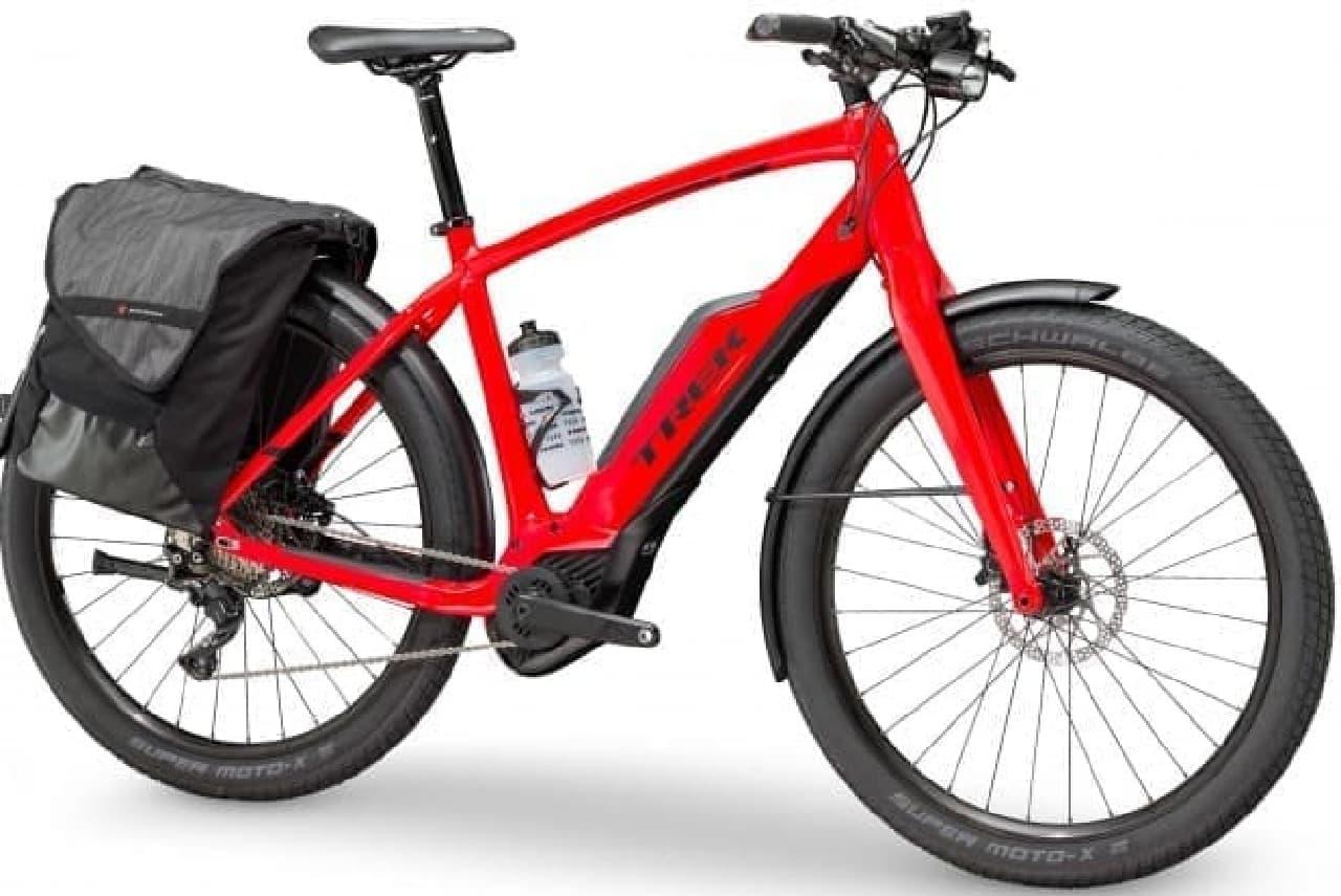 Trekの電動アシスト自転車「Super Commuter+ 8S」