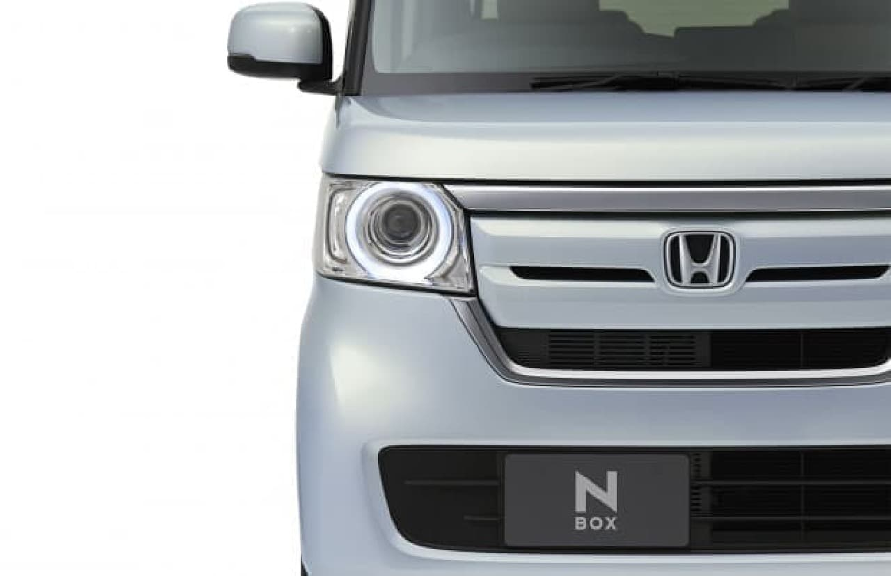 ホンダ軽自動車「N-BOX(エヌボックス)」に関する情報を公開
