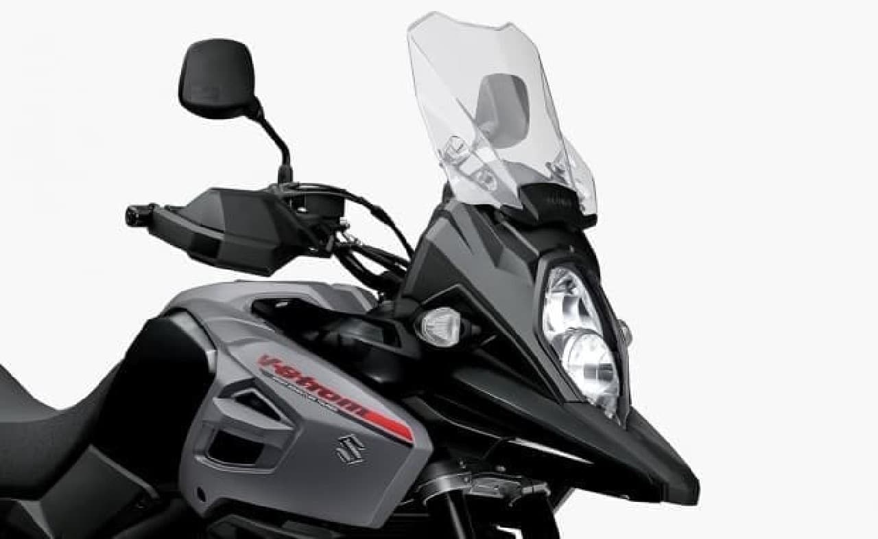スズキ、スポーツアドベンチャーツアラー「V-Strom」シリーズを全面改良