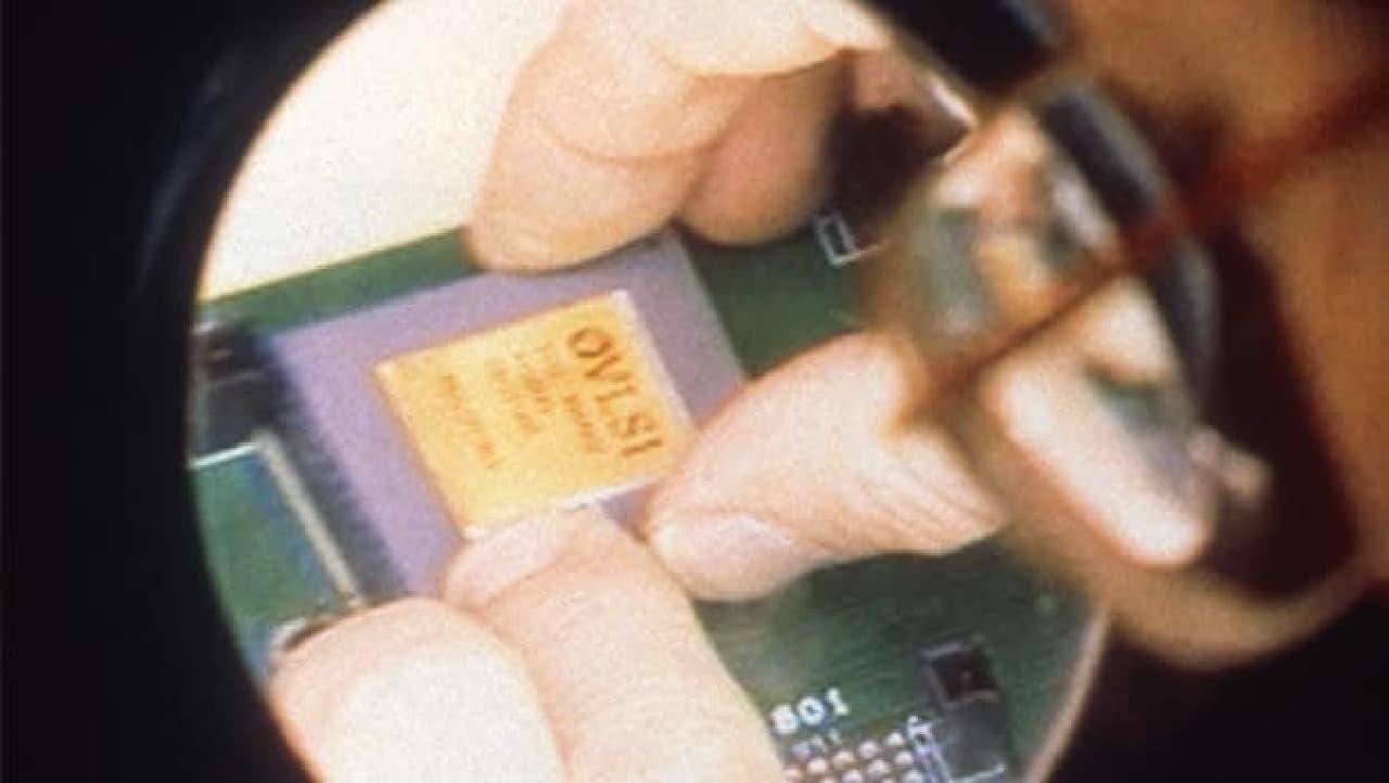 ディープ・ブルーのプロセッサー