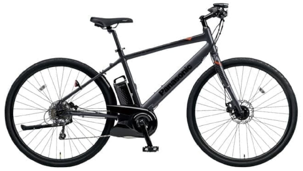 スポーツモデルの電動アシスト自転車「ジェッター」&「ハリヤ」