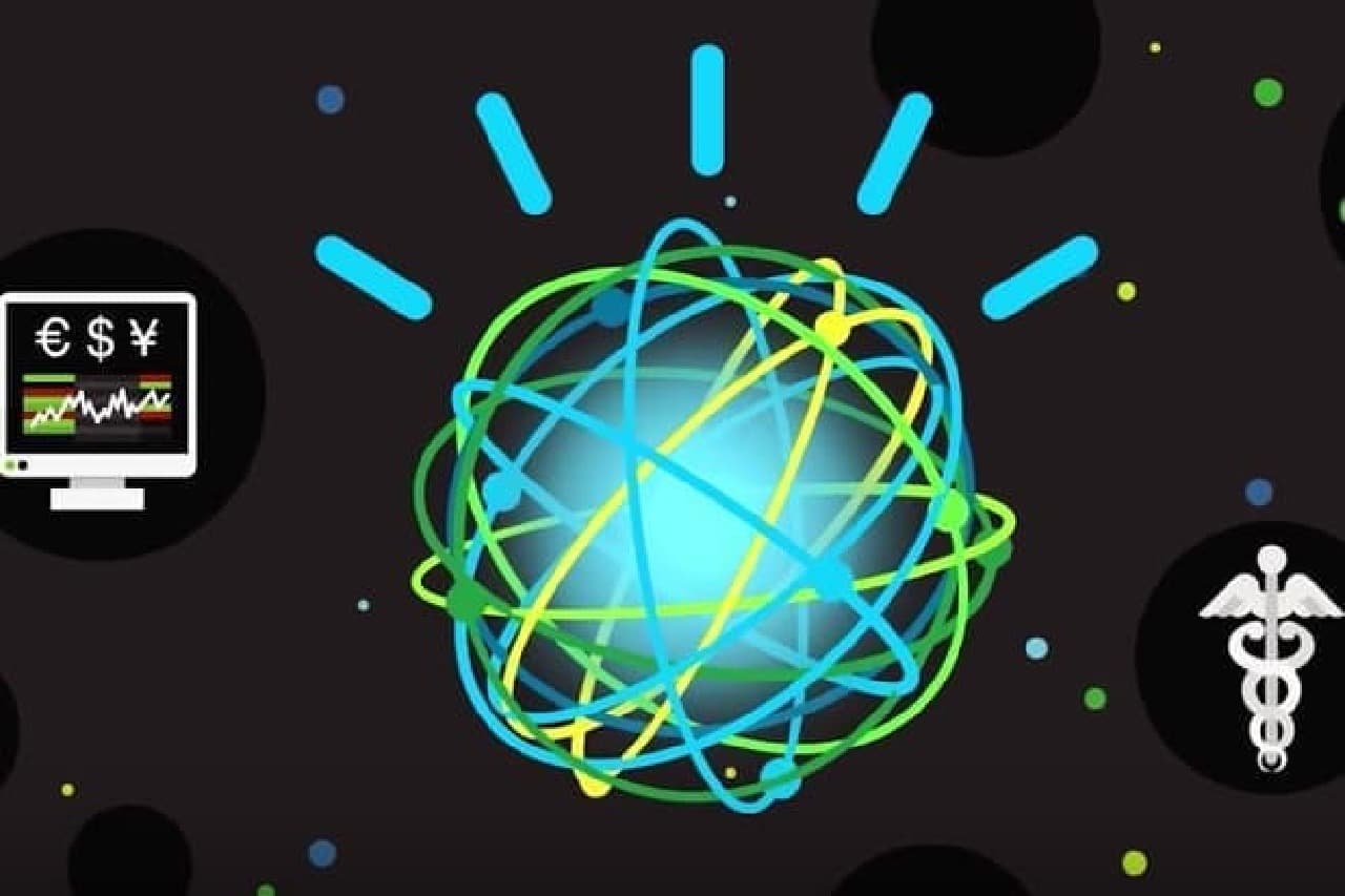 IBM Watsonのイメージ