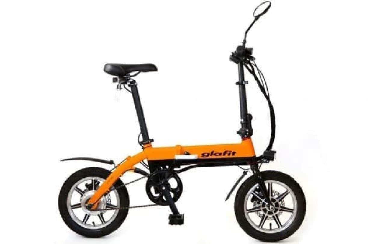 glafitバイク・GFR-01発売