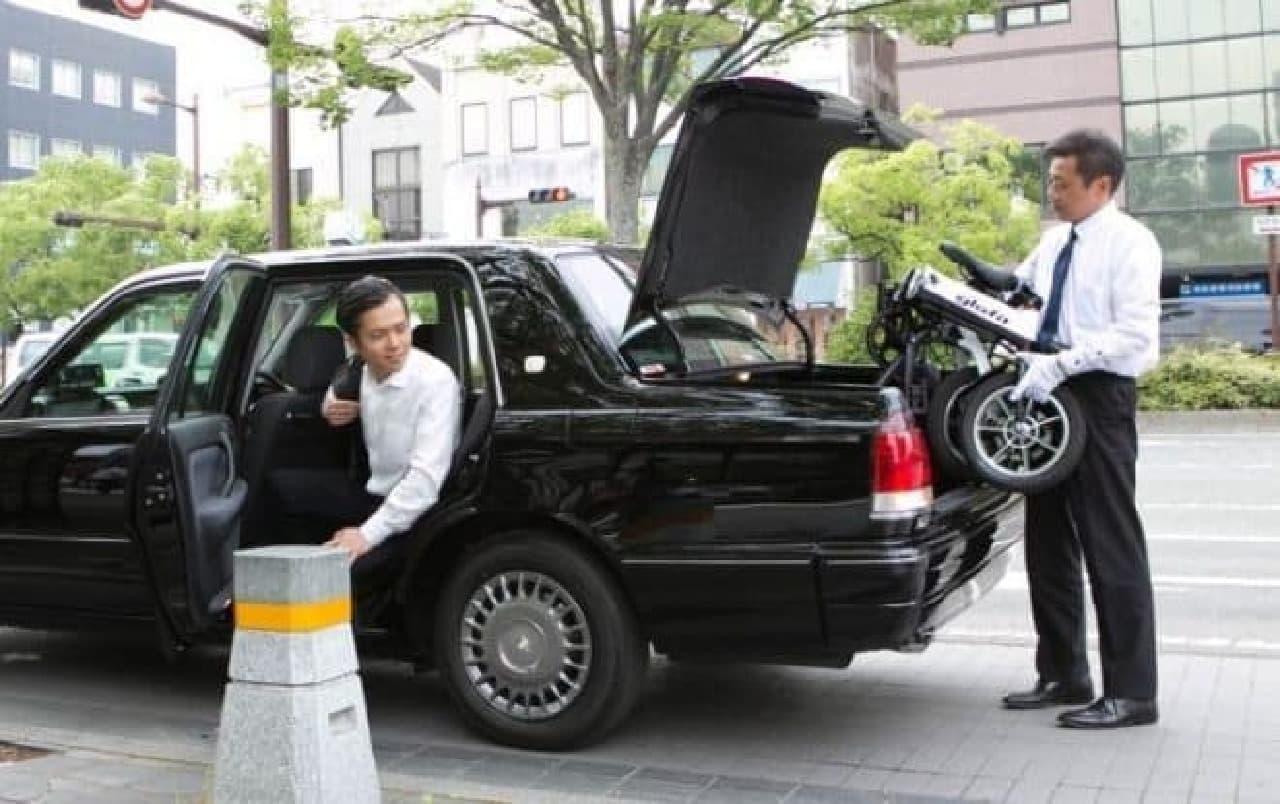 glafitバイク・GFR-01