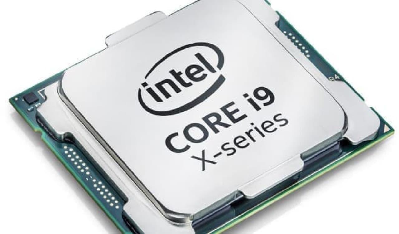 Intel Core i9製品