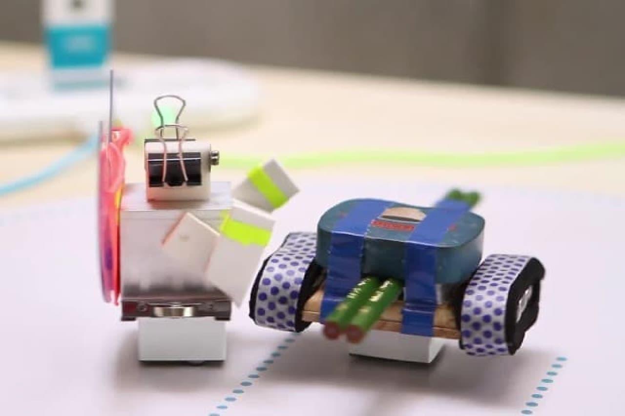 ロボットの利用イメージ