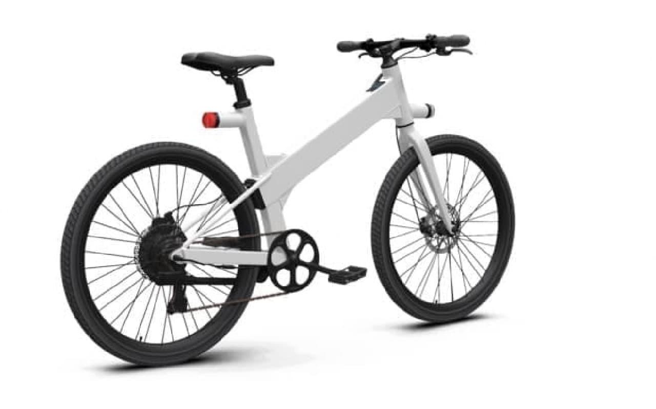 全部入りの電動アシスト自転車「Flash」