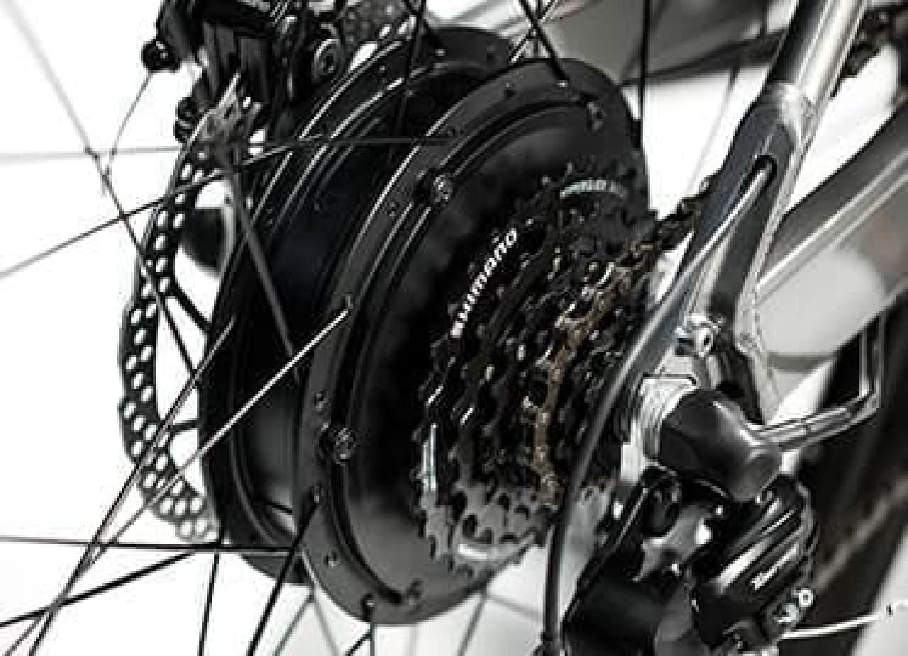 全部入りの電動アシスト自転車「Flash」…驚きの低価格