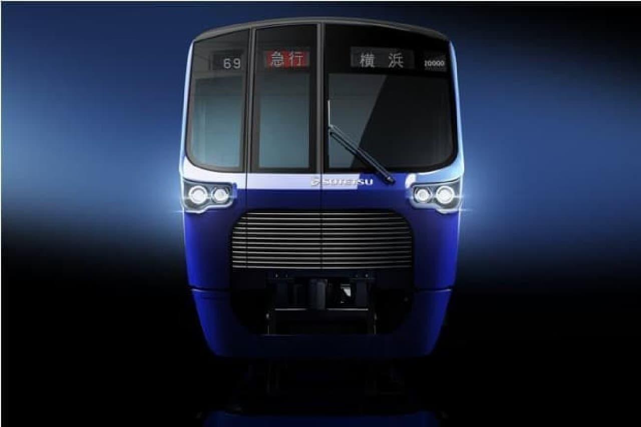 相鉄の新型車両20000系