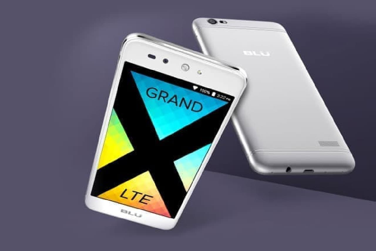 LTE対応機種の写真