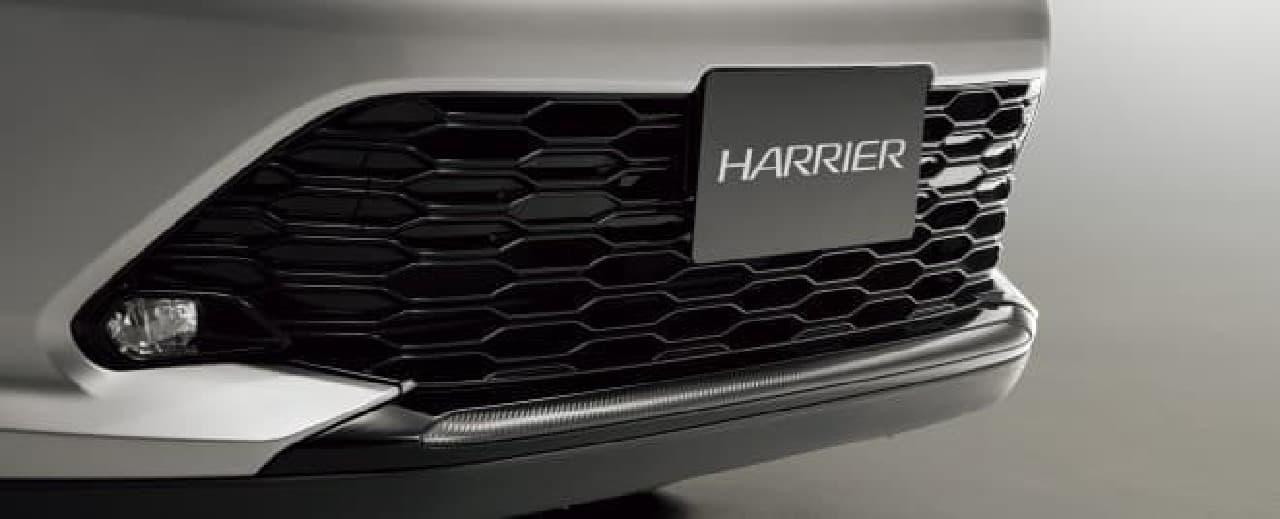 トヨタ、3代目ハリアーをマイチェン…2.0L直噴ターボエンジン搭載