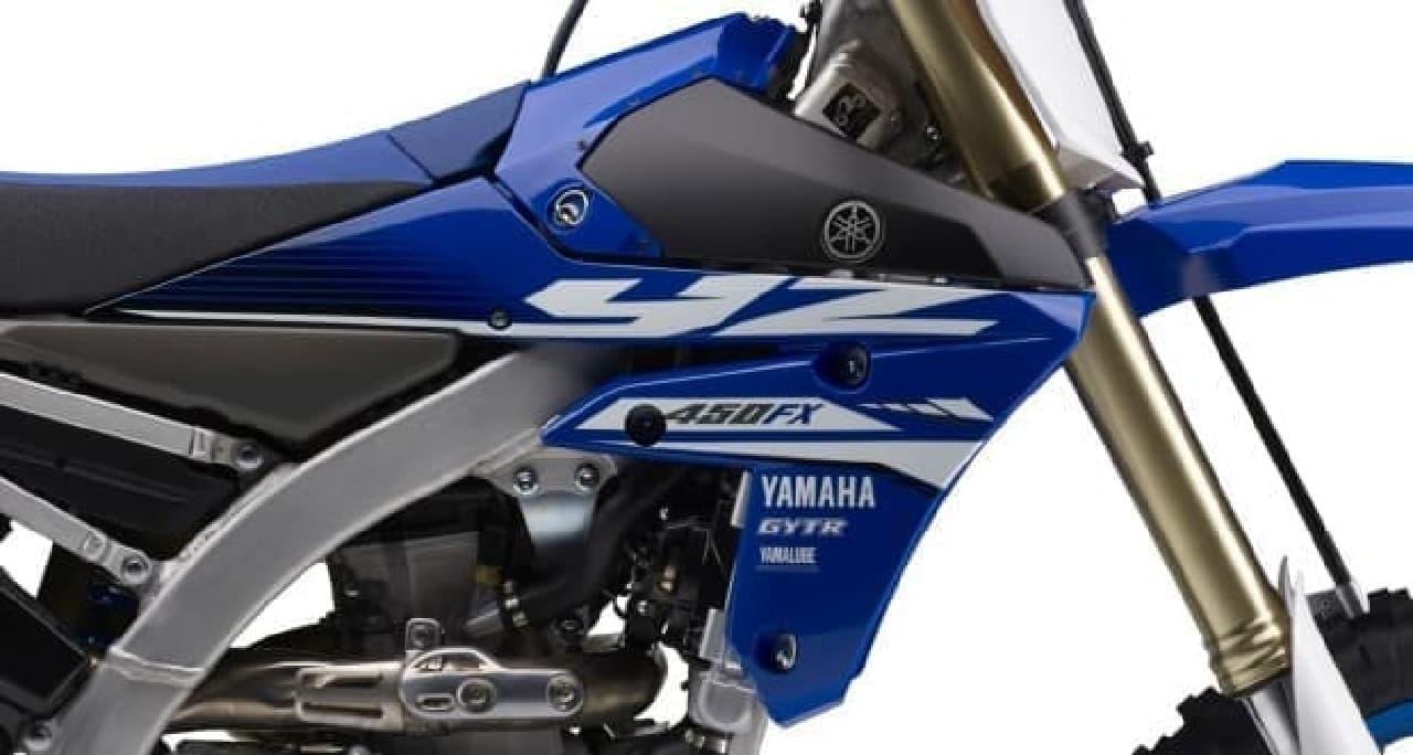ヤマハ、エンデューロ向けバイク4機種の2018年モデルを発売