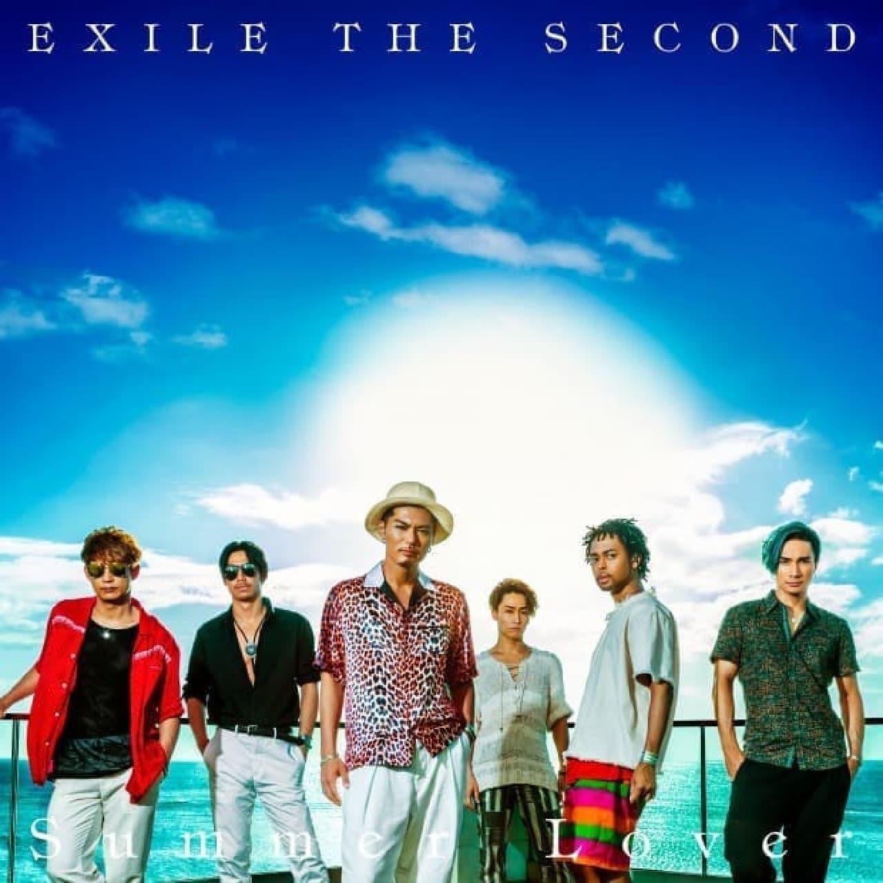 EXILE THE SECONDと鴨川シ―ワールドが夏コラボ…